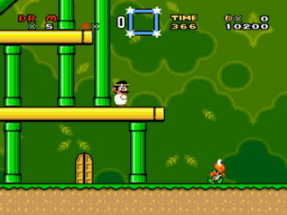 Super Dr. Mario World Screenshot 3